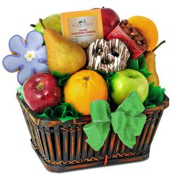Fruit Parade Gift Basket