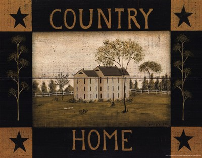 Decorate a Country Home with New Art Prints from ...