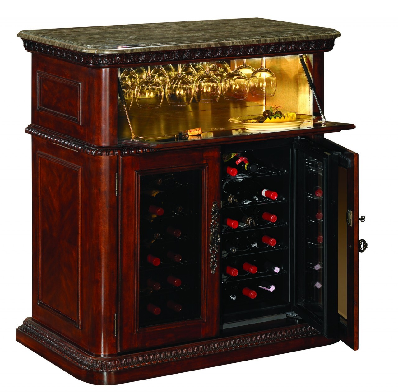 Wine Refrigerator Now Offering Furniture Style Tresanti