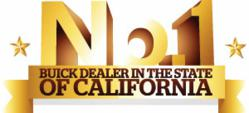 Temecula Buick GMC is now the #1 Buick Dealer in California