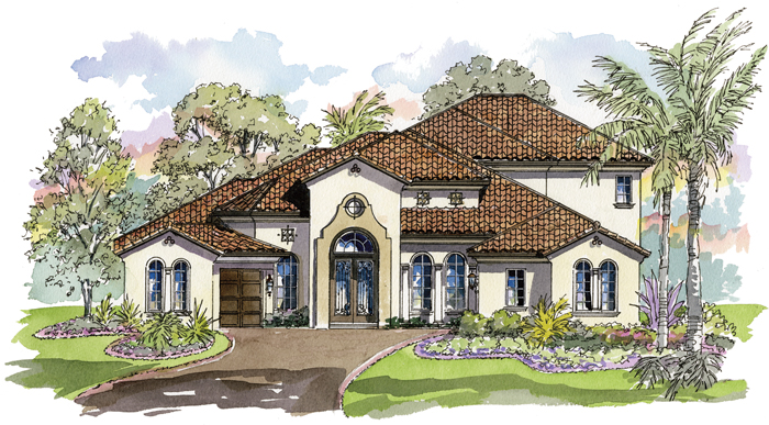 New arthur rutenberg homes model opening in melbourne fl for Casa bella homes