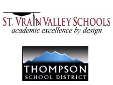 St. Vrain School District RE-1J  & Thompson School District R2-J Join RMEPS