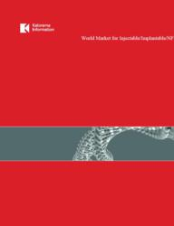 The World Market for Implantable and Needle-Free Drug Delivery Systems Report Cover