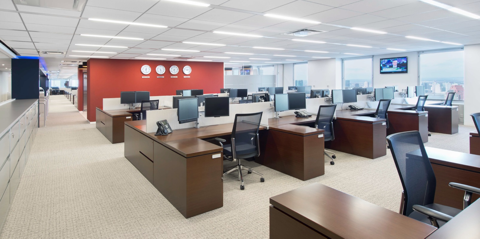 extraordinary investment bank office | Innovant to Display World-Beating Products during NeoCon ...
