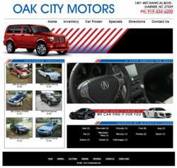 Announces new dealer oak city motors for Law motors sioux falls sd