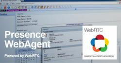 Presence Web Agent, works on any browser regardless of operating system