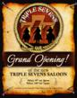 Triple Seven's Saloon Grand Opening in Hard Rock Hotel & Casino...