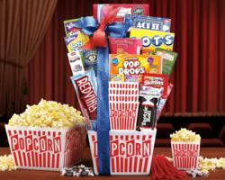 Popcorn and Sweets by Wine Country Gift Baskets