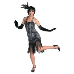 Flapper Adult Costume from Windy City Novelties