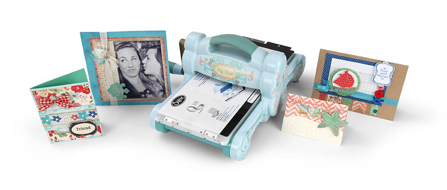 Sizzix expected to showcase newest arts and crafts product for Die cutting machines for crafts