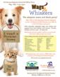 Wags & Whiskers pet adoption event and block party!