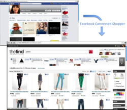 Personalization shopping search