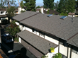 GAF Timberline American Harvest roofing system installed by Chandler's Roofing on HOA in Lomita, CA