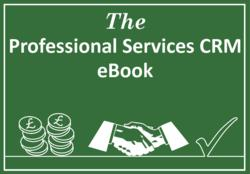 The Professional Services CRM eBook