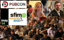Pubcon SFIMA Summit Keynotes By Rob Snell and Melanie Mitchell