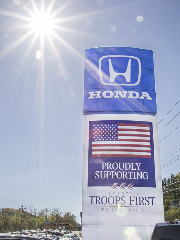 Smail Auto Group Kicks Off Campaign To Honor Troops First