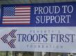Proud to Support Feherty's Troops First Foundation