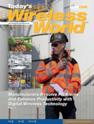 Special Manufacturing Issue of Today's Wireless World