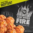 Add more fire to your FIRE BALLS
