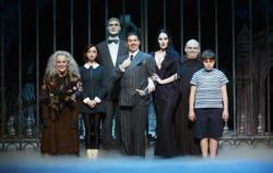 The Addams Family Photo credit by Carol Rosegg