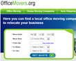 Office Movers Is Now Offering Moving Truck Rentals
