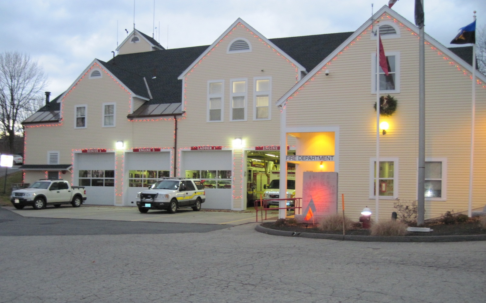Georgetown Fire Department Ma Announces Selection Of