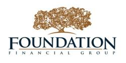 Foundation Financial Group Awarded Certificate of Environmental Accomplishment