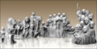 """""""Remember Them: Champions for Humanity""""Sculpture by Mario Chiodo"""