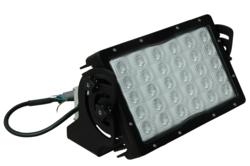 Trunnion Mounted High Intensity LED Light Bar Alternative to 400 Watt Metal Halides