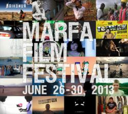 Marfa Film Festival is one of the premeire boutique festivals in the country.