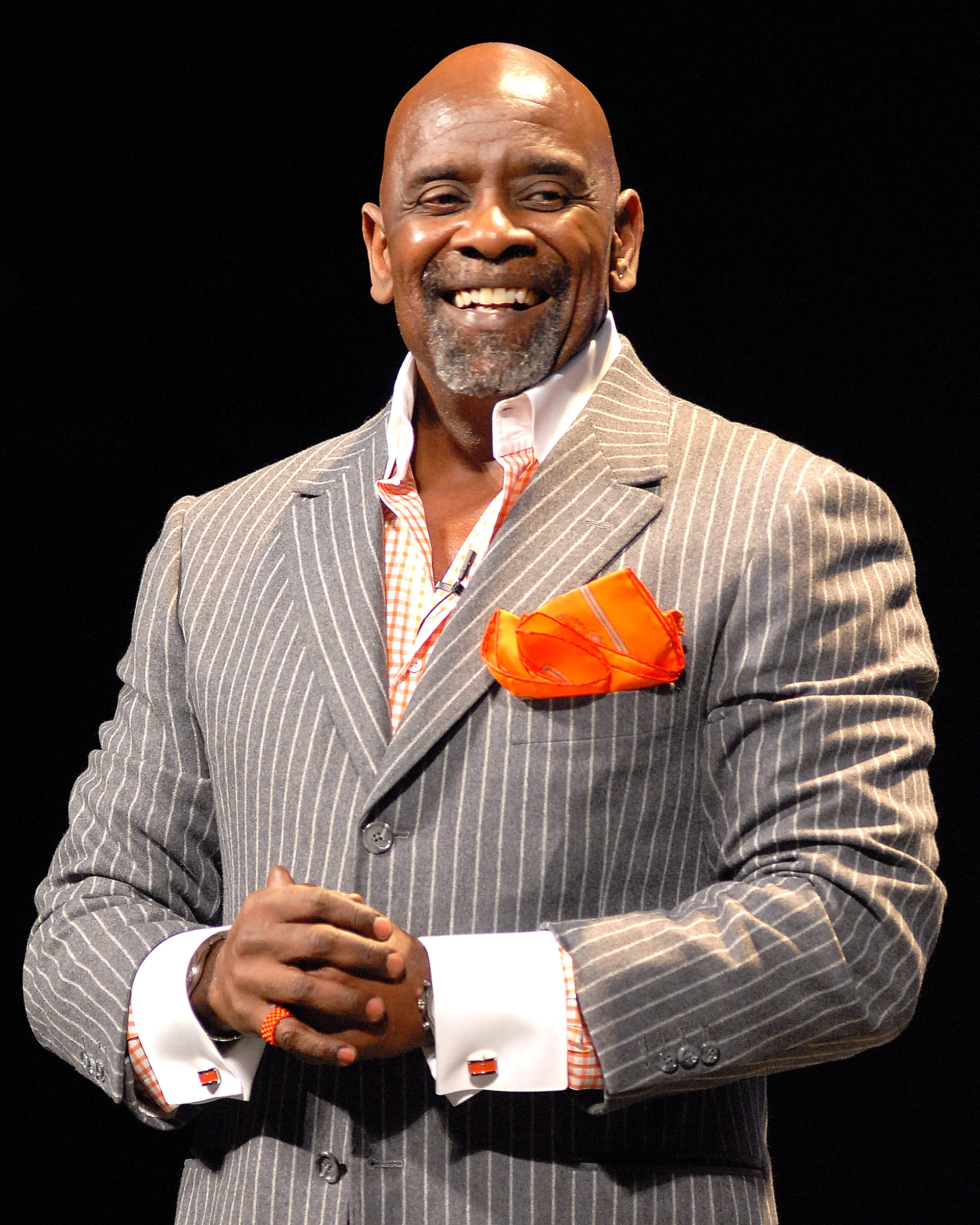 Chris gardner to share his pursuit of happyness with 2013 for Gardner website