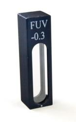 NSG's FUV 0.3 combined absorbance standard and stray light filter does the job of 6 filters in 1