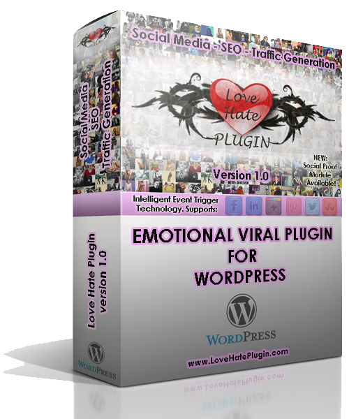 New Viral Videos 2013: Wordpress Viral Plugin: New Social Media Plugin For