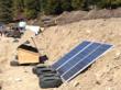 Earthship - solar