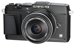 Olympus E-P5 Mirrorless Digital Camera