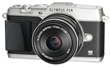 Olympus E-P5 PEN Mirrorless Digital Camera - Silver