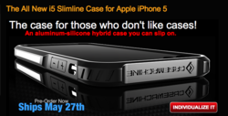 The All New i5 Slimline V2 for Apple iPhone 5