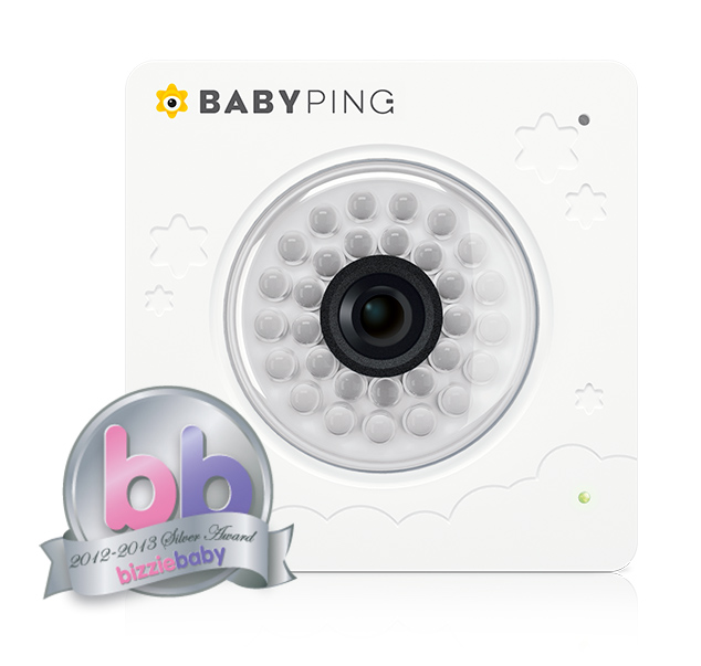 babyping wins best sound vision baby monitor in bizziebaby awards. Black Bedroom Furniture Sets. Home Design Ideas