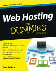 Web Hosting, book, For Dummies, Peter Pollock