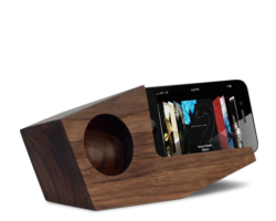 Walnut Pivot for iPhone by Koostik