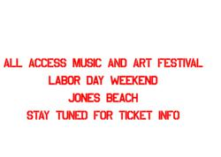 Like burning man - the all access music and arts festival is a three day edm electronic dance music festival