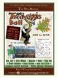 2013 TreeHuggr's Ball poster