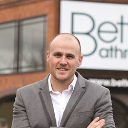 Better Bathrooms unveil new showroom in Leicester