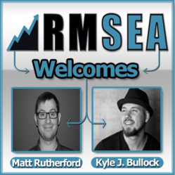 Picture of marketing and seo professionals Kyle Bullock and Matt Rutherford of the Rocky Mountain Search Engine Academy
