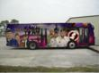 Get on the Bus!  The Polk County Bus Honoring Purple Heart Recipients will be making a visit to CFI.