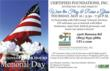 'Wave the Flag and Raise a Glass' Honoring Area Veterans When...