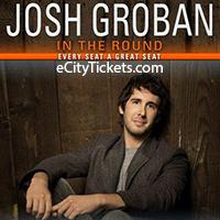 Josh Groban Tour Tickets