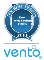 Best Web Design Firm: Vento Solutions