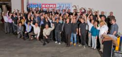 More than 80 attendees at Stertil-Koni's 17th Annual Distributor Meeting