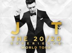 Justin Timberlake Concert Tickets